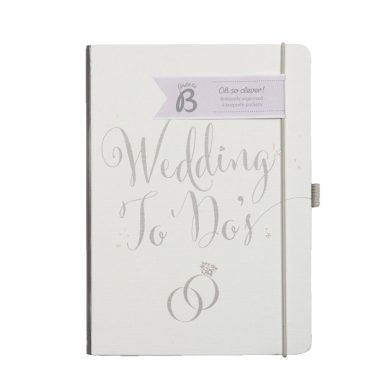 Busy B Wedding To-Dos Planner