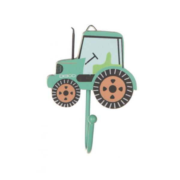 Green Tractor Hook