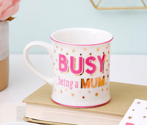 Busy Being a Mum! Lovely Mug