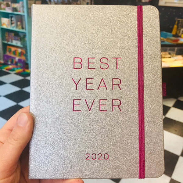 Busy B Goals Diary 2020 - Vibrant Vibes Lifestyle