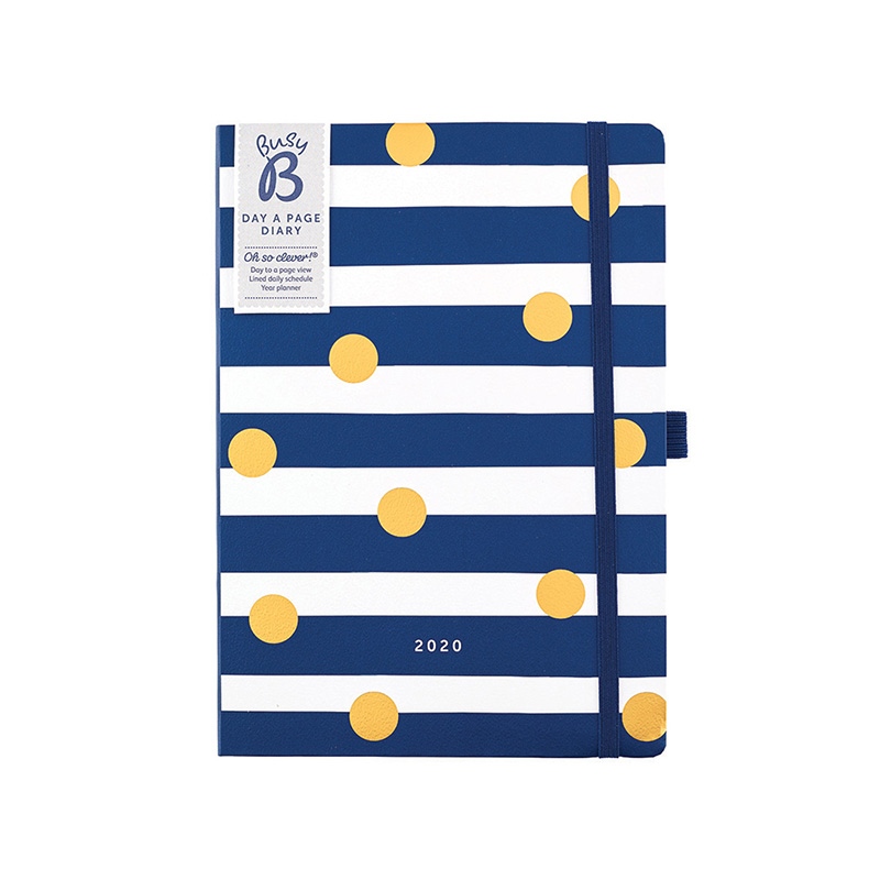 Busy B Page A Day Diary 2020 – Sorbet Shores