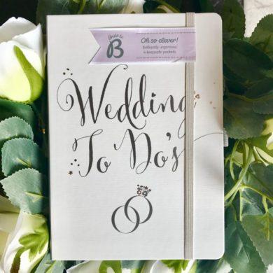 Wedding To Dos!