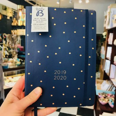 Busy B Mid Year Diary 2019/20 - Page A Day