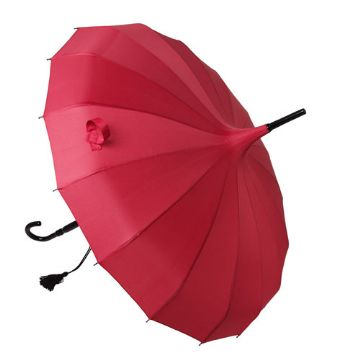 Red Pagoda Umbrella