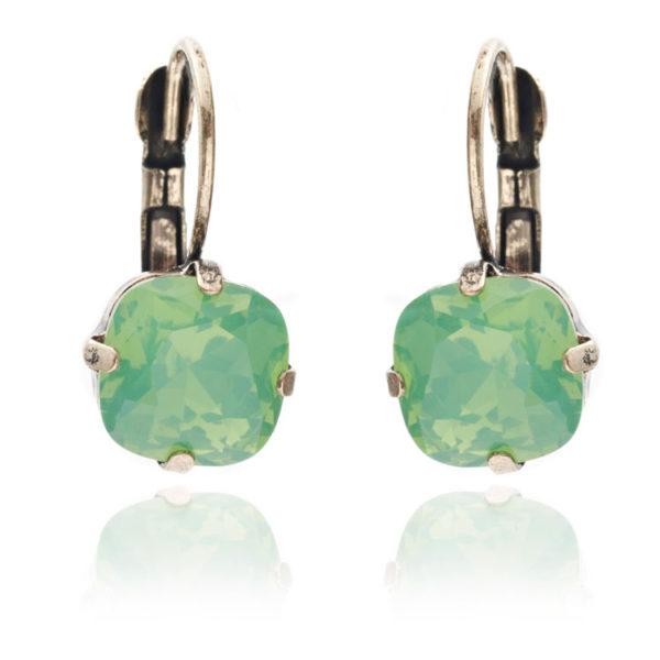Julie Green Opal Earrings