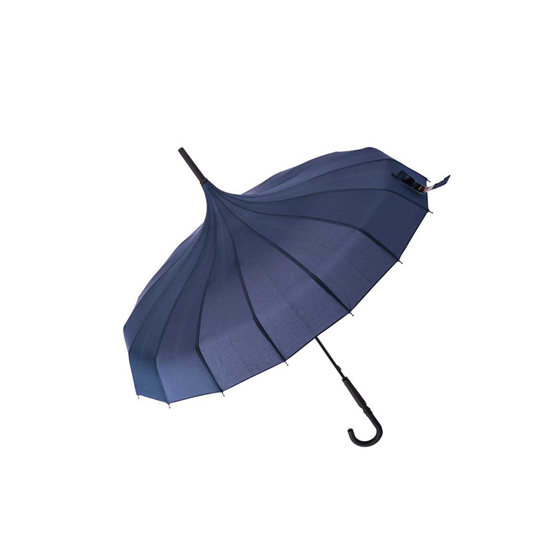 Navy Umbrella for weddings and races