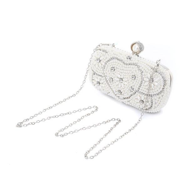 Cora Pearl Clutch Bag