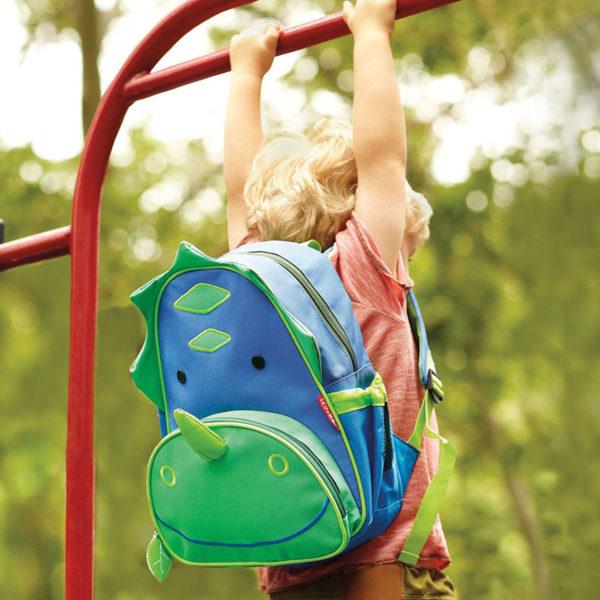 Skip Hop Zoo Backpack - Dinosaur Lifestyle