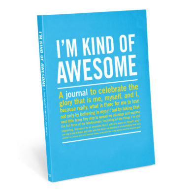 Large Journal - I'm Kind of Awesome