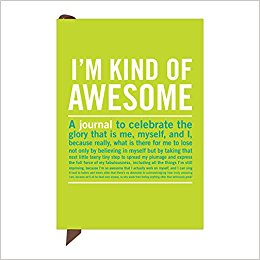 Mini Journal - I'm Kind of Awesome