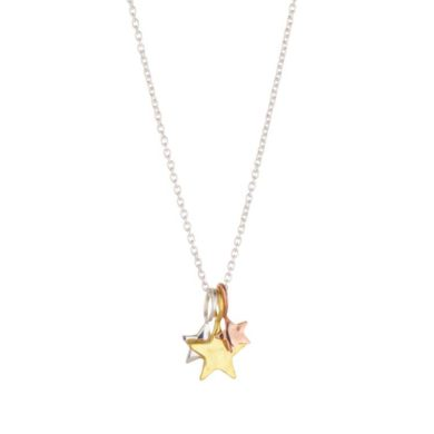 Three Star Pendant