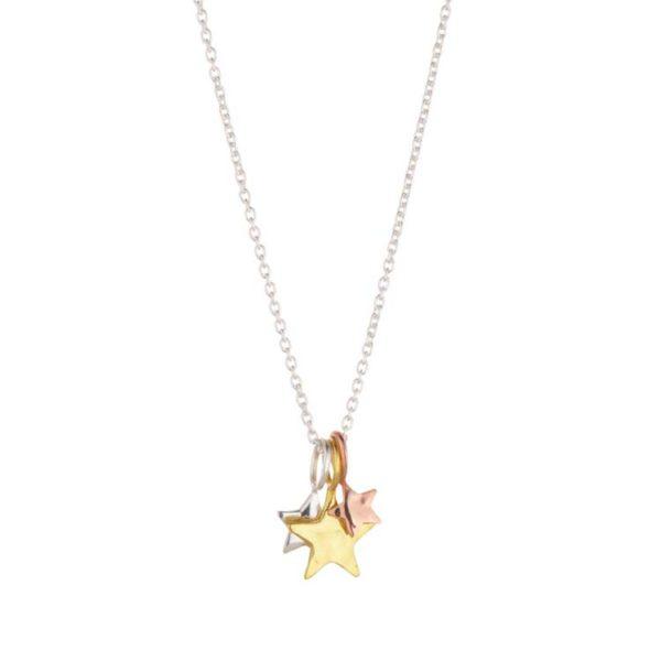 Three Star Pendant