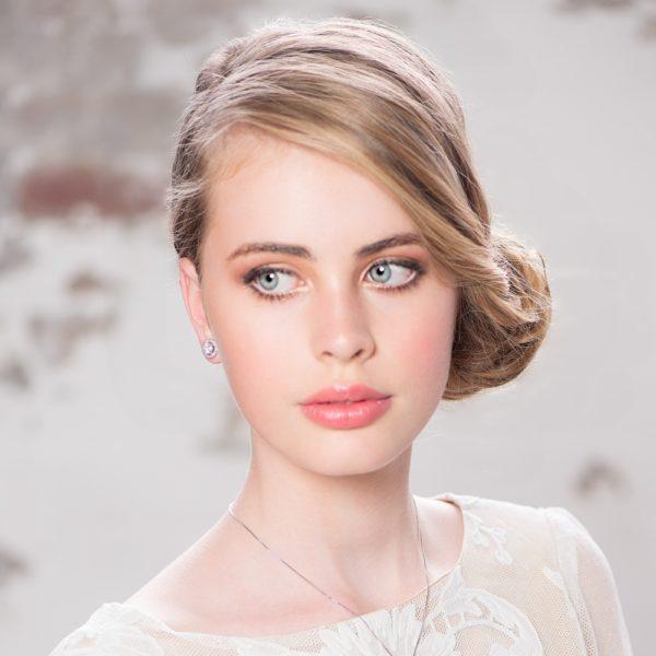 Luisa Earring - Rose Gold