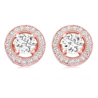 Luisa Earring - Rose Gold