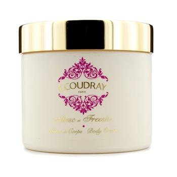 E Coudray Body Cream - Musc et Freesia