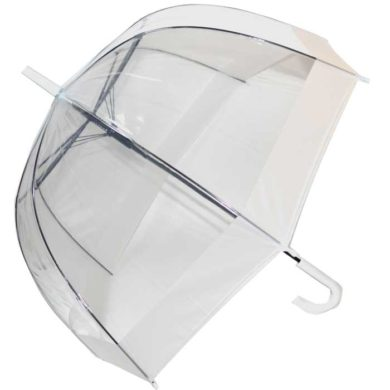 Clear Dome Wedding Umbrella