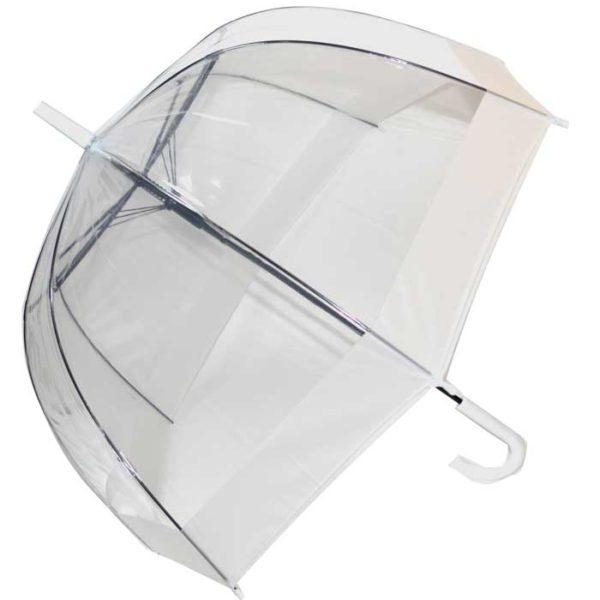 Clear Dome Wedding Umbrella