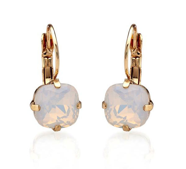 Julie White Opal Earrings
