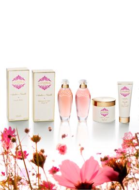 E Coudray Perfume - Musc & Freesia