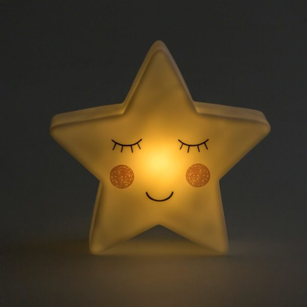 Sleepy Star Night Light
