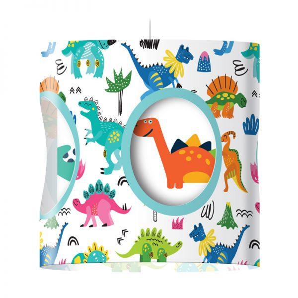 Dinosaur Lampshade
