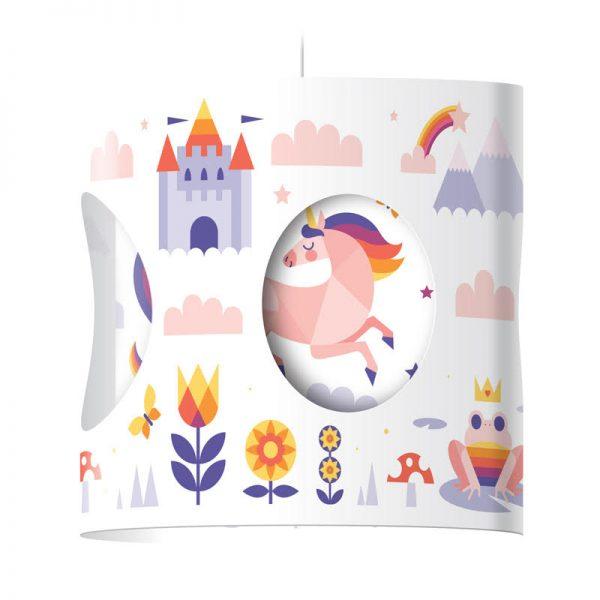 Unicorn Lampshade