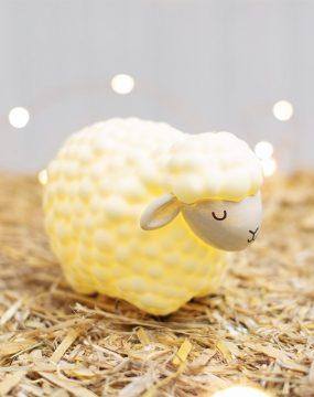 Sheep Night Light Lifestyle