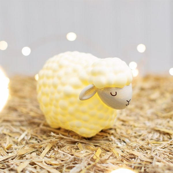 Sheep Night Light Lifestyle