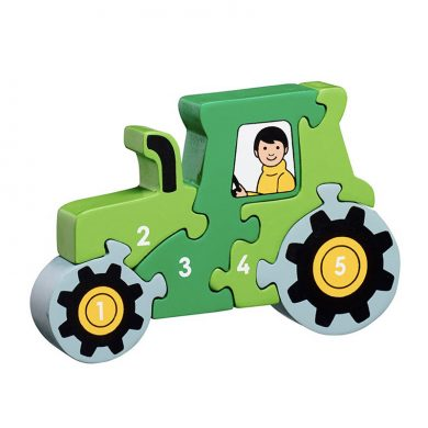 Tractor Jigsaw - 5 Piece