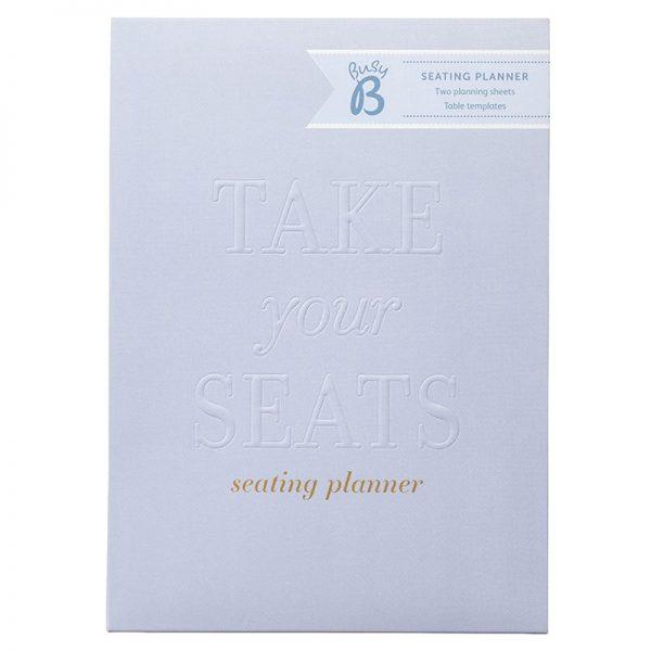 Busy B Wedding Seating Planner