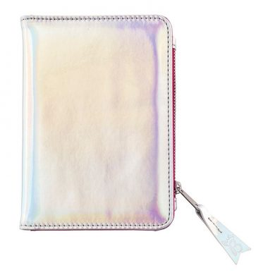 Busy B Zipped Passport Cover