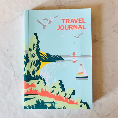travel journal by sukie