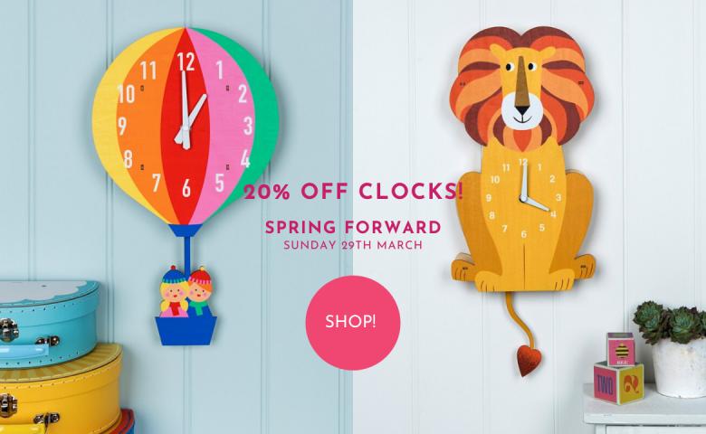 Childrens Clocks