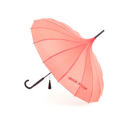 Coral Pagpda Umbrella