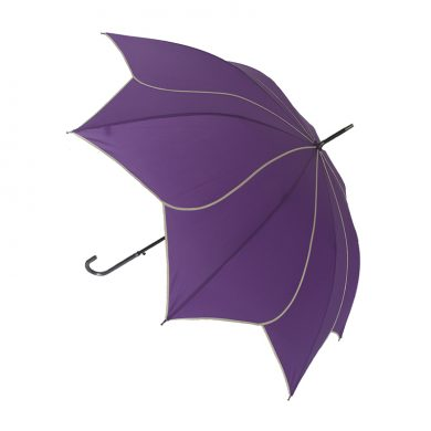 Purple Swirl Umbrella