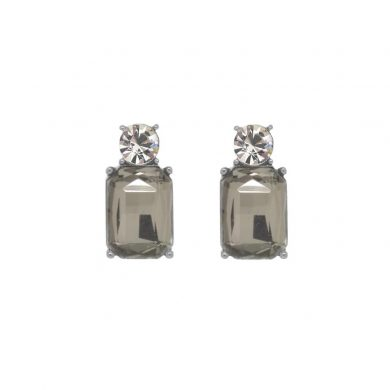 Slate Grey Earrings