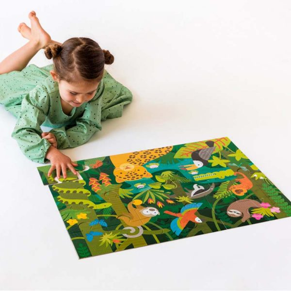 Rainforest Floor Puzzle