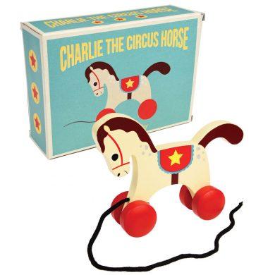 Charlie Circus Horse