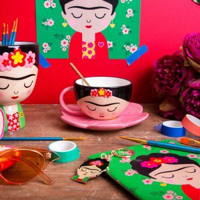 Frida kahlo tea cup