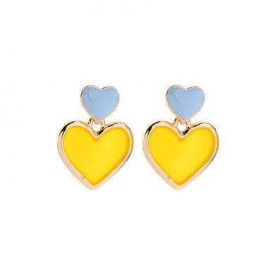 Summer love earrings
