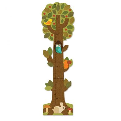 Tree Friends Folding Growth Chart
