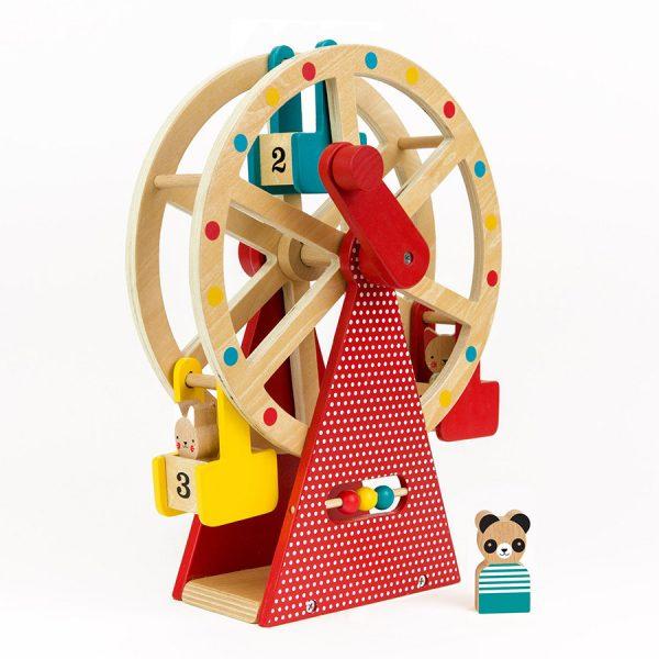 Wooden Ferris Wheel
