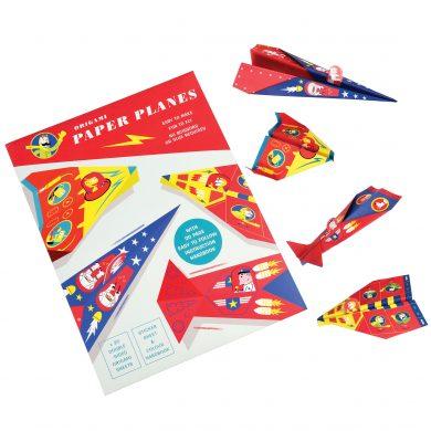 origami-paper-planes