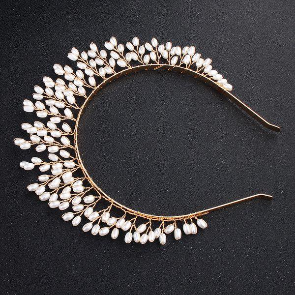 pearl goddess crown