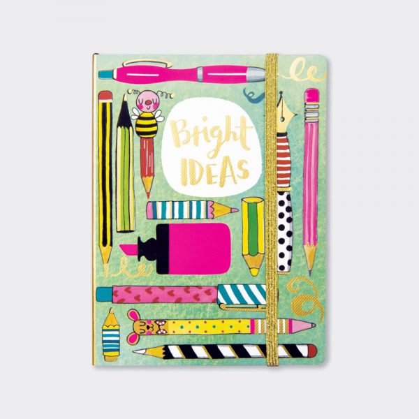 Bright Ideas Notebook Cover