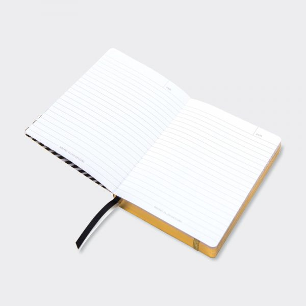 Bright Ideas Notebook Interior