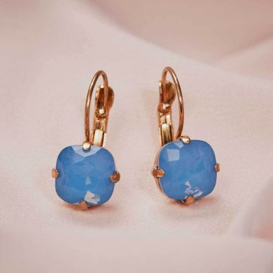 Julie Earrings - Cornflower Blue