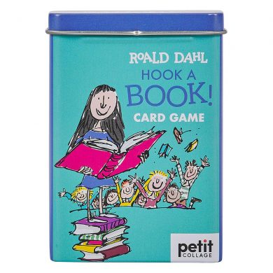 Matilda Hook-a-Book Card Game Box
