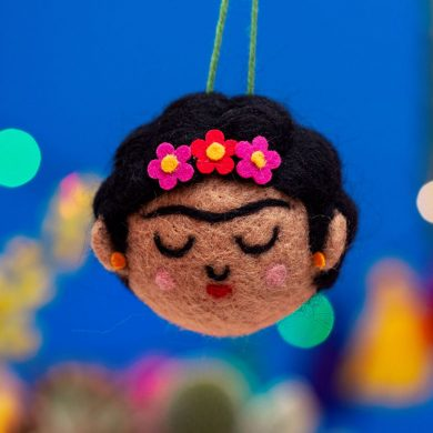 Frida Felt Hanging Decoration