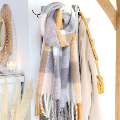 cosy blanket scarf
